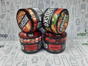 Смесь Brusko 50 гр в ассортименте (кальянная без табака)